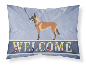 Buy this Malinois Belgian Shepherd  Fabric Standard Pillowcase BB8332PILLOWCASE