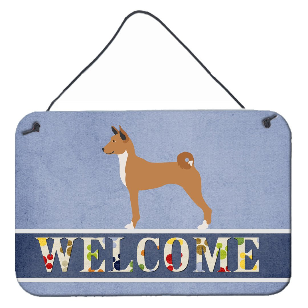 Buy this Telomian Welcome Wall or Door Hanging Prints BB8333DS812