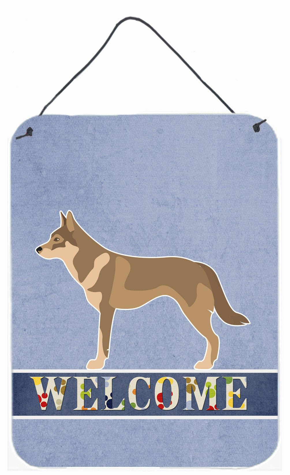 Buy this Czechoslovakian Wolfdog Wall or Door Hanging Prints BB8335DS1216