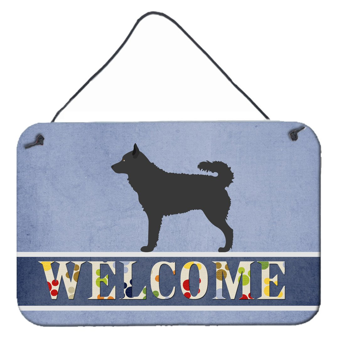 Buy this Mudi Welcome Wall or Door Hanging Prints BB8336DS812