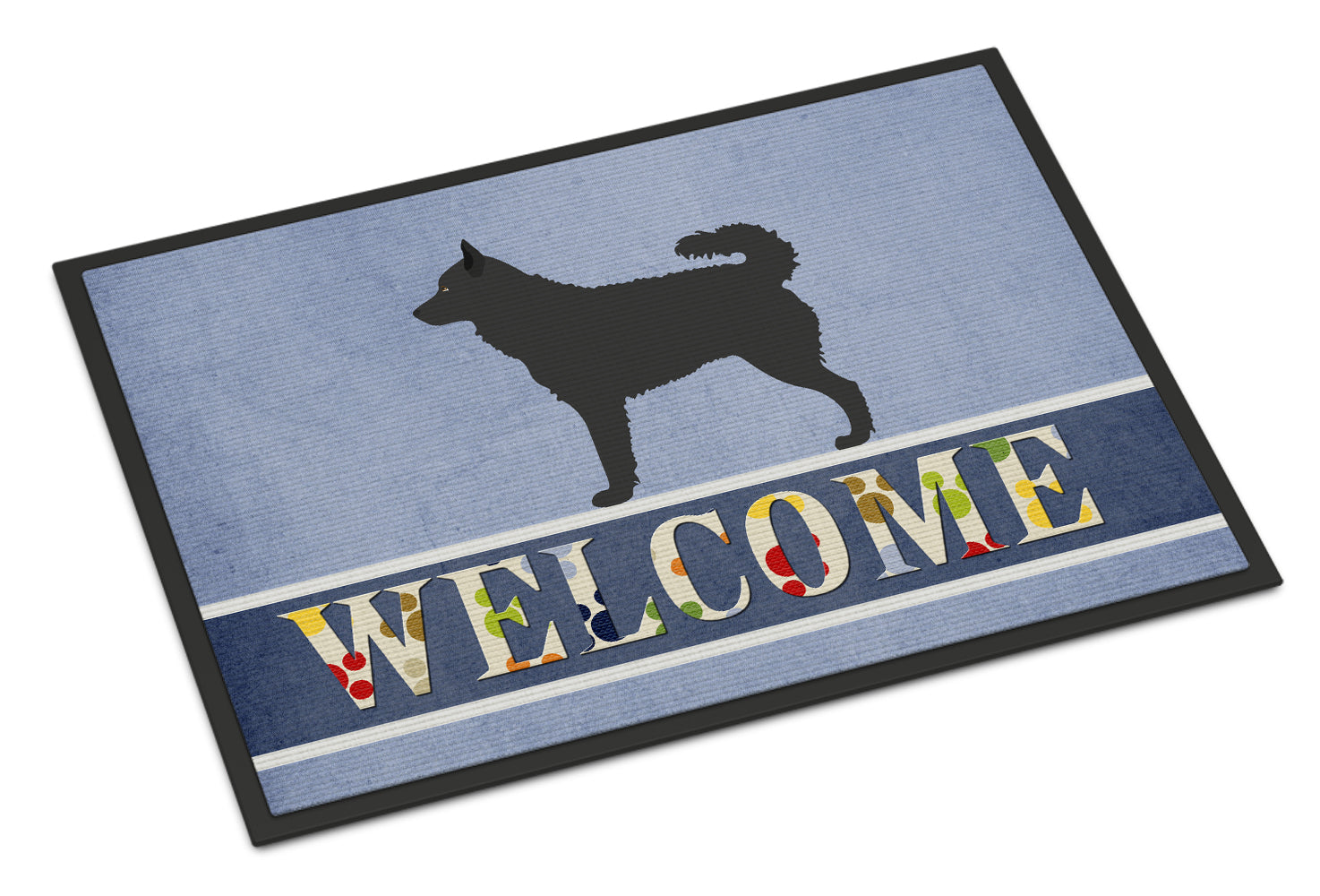 Buy this Mudi Welcome Indoor or Outdoor Mat 18x27 BB8336MAT