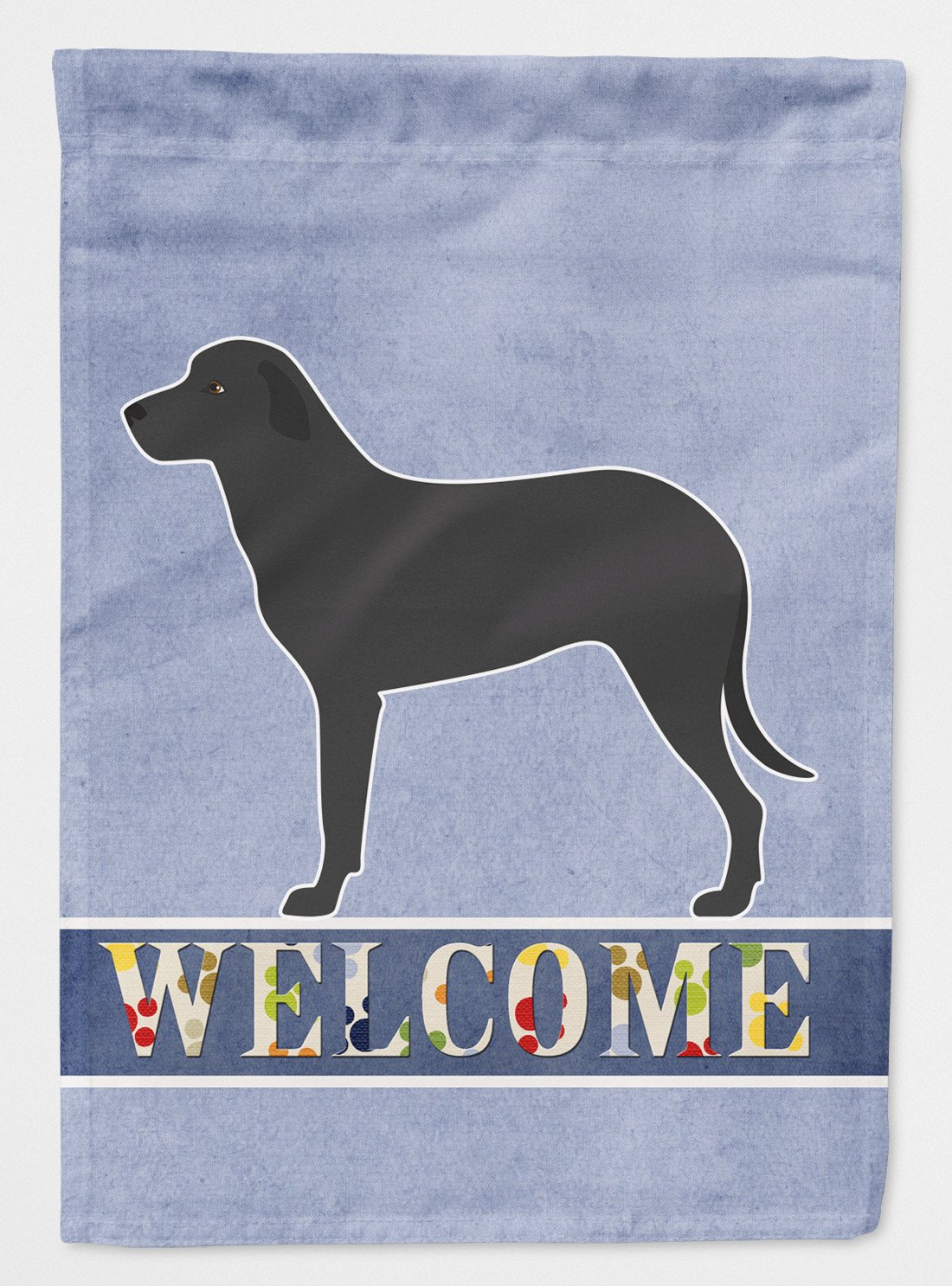 Majorca Shepherd Dog Flag Garden Size BB8346GF by Caroline's Treasures