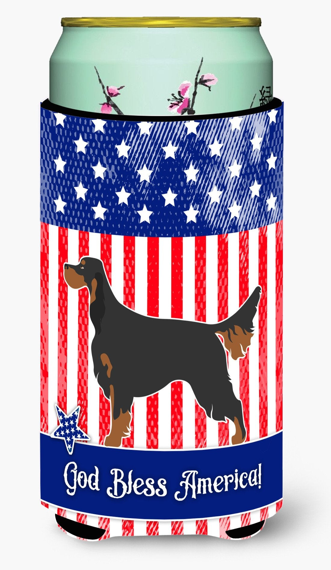 Buy this Gordon Setter American Tall Boy Beverage Insulator Hugger BB8355TBC