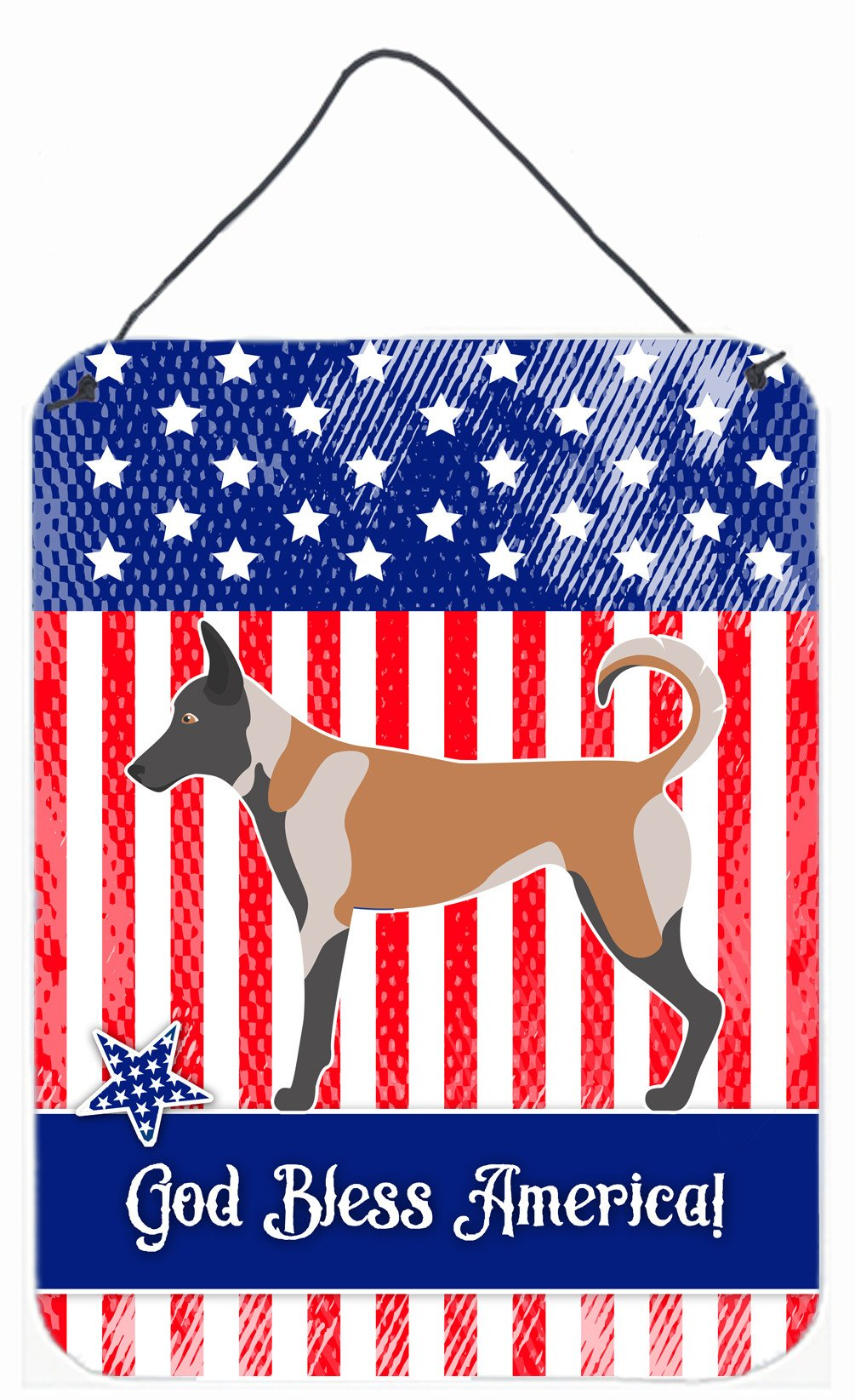 Buy this Malinois American Wall or Door Hanging Prints BB8380DS1216
