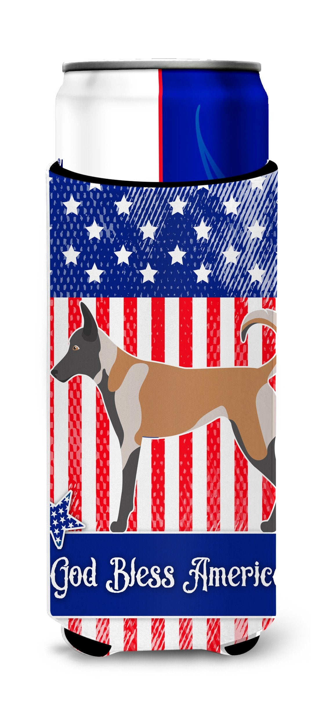 Buy this Malinois American Michelob Ultra Hugger for slim cans BB8380MUK