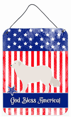 Buy this Kuvasz American Wall or Door Hanging Prints BB8386DS1216