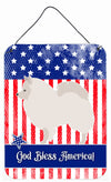 German Spitz American Wall or Door Hanging Prints BB8398DS1216 by Caroline's Treasures