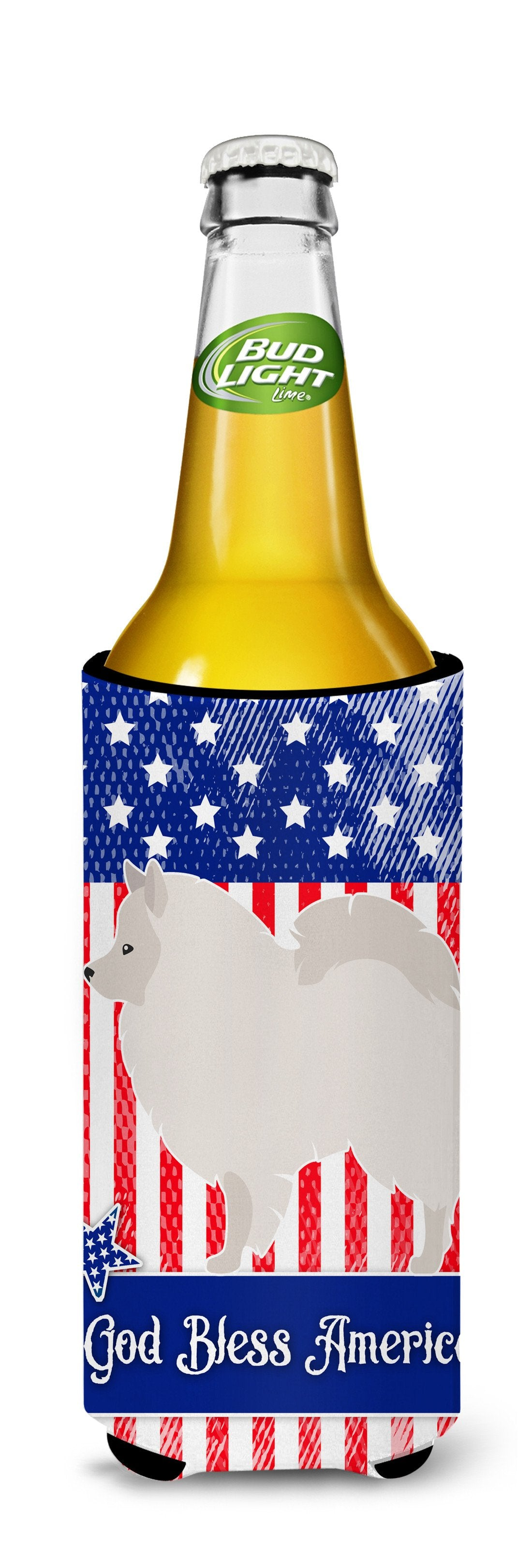 German Spitz American Michelob Ultra Hugger for slim cans BB8398MUK by Caroline's Treasures