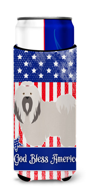 Buy this Lhasa Apso American Michelob Ultra Hugger for slim cans BB8400MUK