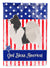 Buy this Papillon American Flag Garden Size BB8403GF