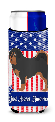 Buy this Tibetan Mastiff American Michelob Ultra Hugger for slim cans BB8407MUK