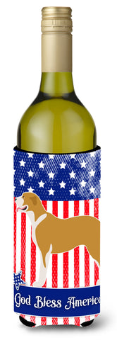 Buy this Belgium Mastiff American Wine Bottle Beverge Insulator Hugger BB8408LITERK