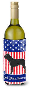 Broholmer Danish Mastiff American Wine Bottle Beverge Insulator Hugger BB8409LITERK by Caroline's Treasures