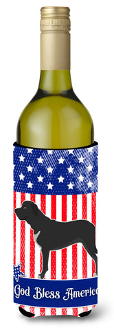 Buy this Broholmer Danish Mastiff American Wine Bottle Beverge Insulator Hugger BB8409LITERK