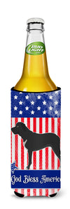 Broholmer Danish Mastiff American Michelob Ultra Hugger for slim cans BB8409MUK by Caroline's Treasures