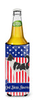 Canaan Dog American Michelob Ultra Hugger for slim cans BB8410MUK by Caroline's Treasures