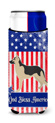 Buy this German Shepherd American Michelob Ultra Hugger for slim cans BB8411MUK