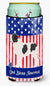 Landseer American Tall Boy Beverage Insulator Hugger BB8412TBC by Caroline's Treasures