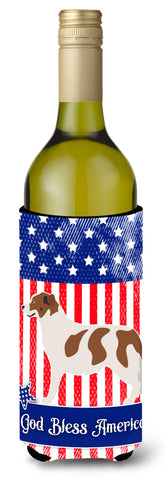 Buy this Aidi Atlas Mountain Dog American Wine Bottle Beverge Insulator Hugger BB8415LITERK