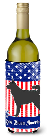 Buy this Mudi American Wine Bottle Beverge Insulator Hugger BB8417LITERK
