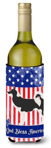 Buy this Greenland Dog American Wine Bottle Beverge Insulator Hugger BB8419LITERK