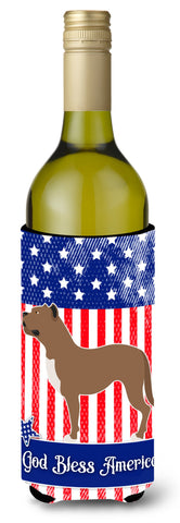 Buy this Perro de Presa Canario American Wine Bottle Beverge Insulator Hugger BB8420LITERK