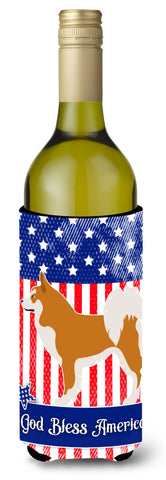 Buy this Icelandic Sheepdog American Wine Bottle Beverge Insulator Hugger BB8421LITERK