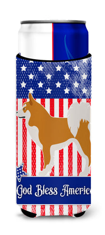 Buy this Icelandic Sheepdog American Michelob Ultra Hugger for slim cans BB8421MUK
