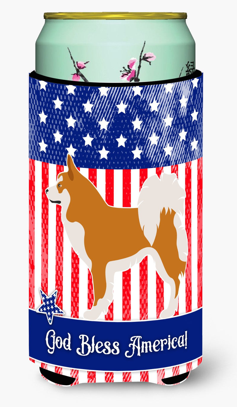 Icelandic Sheepdog American Tall Boy Beverage Insulator Hugger BB8421TBC by Caroline's Treasures