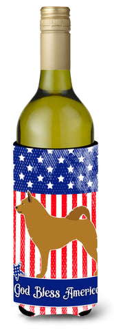 Buy this Finnish Spitz American Wine Bottle Beverge Insulator Hugger BB8424LITERK