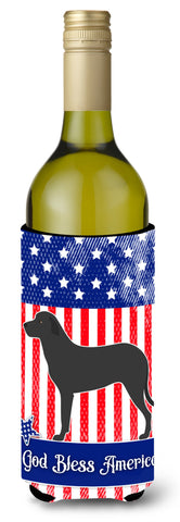 Buy this Majorca Shepherd Dog American Wine Bottle Beverge Insulator Hugger BB8427LITERK