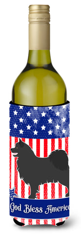 Buy this Swedish Lapphund American Wine Bottle Beverge Insulator Hugger BB8428LITERK