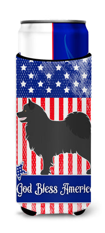 Buy this Swedish Lapphund American Michelob Ultra Hugger for slim cans BB8428MUK