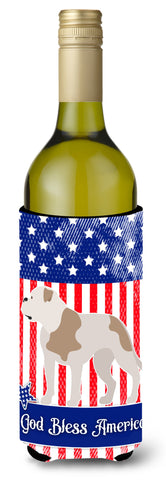 Buy this American Bulldog American Wine Bottle Beverge Insulator Hugger BB8429LITERK