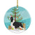 Buy this English Springer Spaniel Christmas Ceramic Ornament BB8435CO1