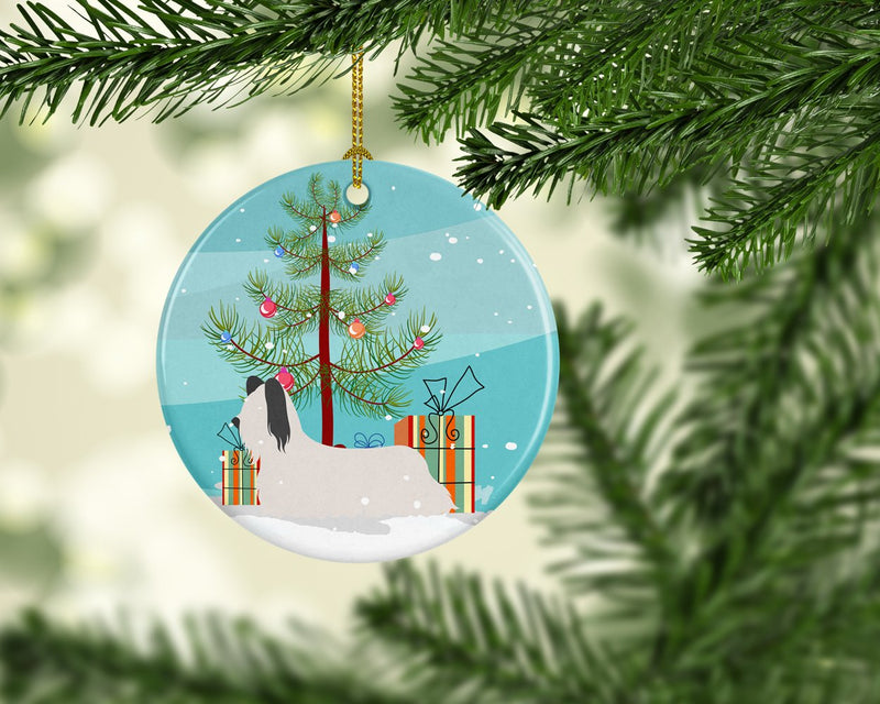 Buy this Skye Terrier Christmas Ceramic Ornament BB8440CO1