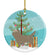 Buy this Cairn Terrier Christmas Ceramic Ornament BB8448CO1
