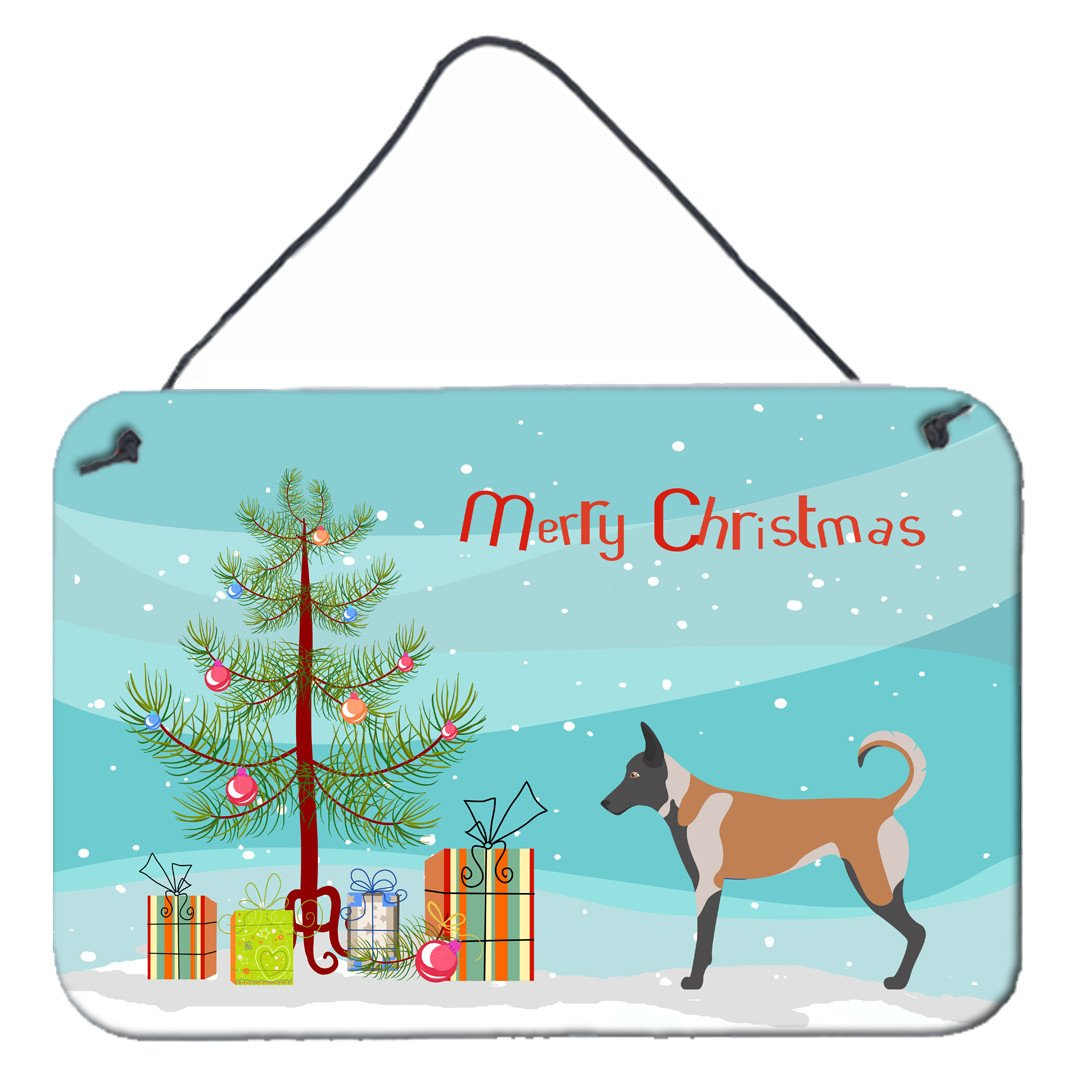 Buy this Malinois Christmas Wall or Door Hanging Prints BB8461DS812