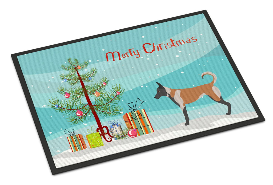 Buy this Malinois Christmas Indoor or Outdoor Mat 24x36 BB8461JMAT
