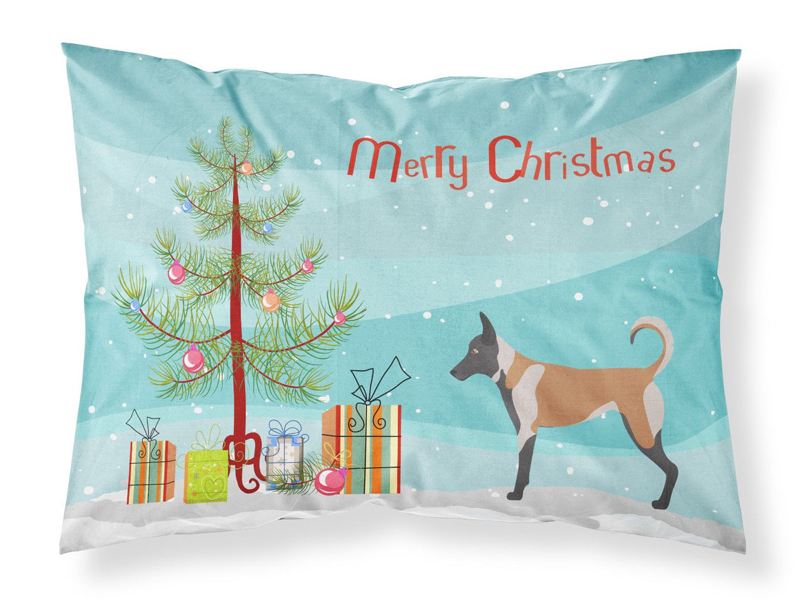 Buy this Malinois Christmas Fabric Standard Pillowcase BB8461PILLOWCASE