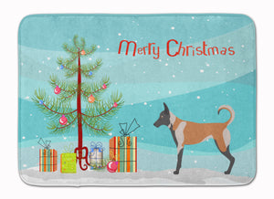 Buy this Malinois Christmas Machine Washable Memory Foam Mat BB8461RUG