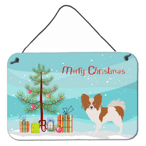Buy this Papillon Christmas Wall or Door Hanging Prints BB8472DS812