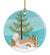 Buy this Dandie Dinmont Terrier Christmas Ceramic Ornament BB8474CO1