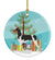 Brazilian Terrier Christmas Ceramic Ornament BB8477CO1 by Caroline's Treasures