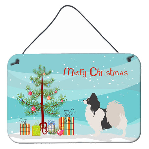 Buy this Papillon Christmas Wall or Door Hanging Prints BB8484DS812