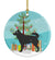 Buy this Mudi Christmas Ceramic Ornament BB8498CO1