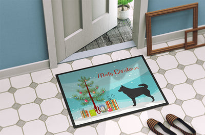Mudi Christmas Indoor or Outdoor Mat 24x36 BB8498JMAT