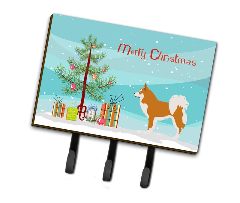 Icelandic Sheepdog Christmas Leash or Key Holder BB8502TH68 by Caroline's Treasures