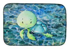 Buy this Sea Turtle Dish Drying Mat BB8525DDM