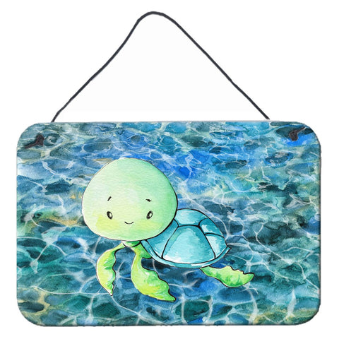 Buy this Sea Turtle Wall or Door Hanging Prints BB8525DS812